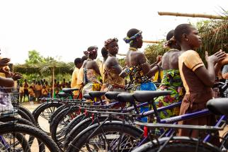Cadbury Bicycle Factory Generator Project