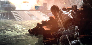 Call of Duty Black Ops II Villain Trailer