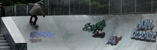 Canadian Dental Association Skateboarder