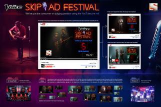 Canal Sony Brasil Skip Ad Festival