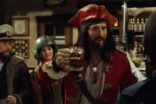 Captain Morgan Live Like the Captain