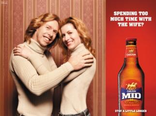Carlton MID Redheads
