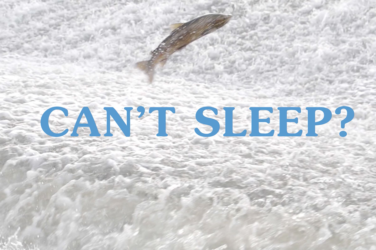 Casper Can't Sleep - Salmon