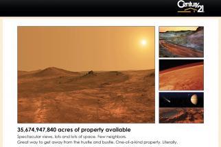 Century 21 Real Estate C21 Mars Listing