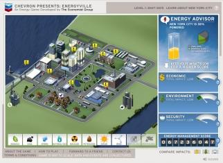 Chevron Energyville