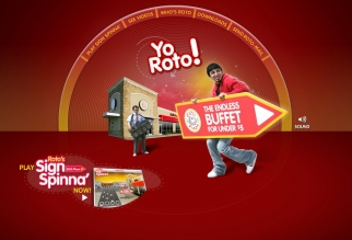 Cici's Pizza Yo Roto!