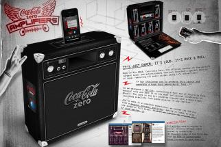 Coca-Cola Zero Coca-Cola Zero Amplifiers