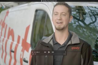 Comcast/Xfinity Technician ETA