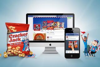 Cracker Jack Cracker Jack: Social Campaign