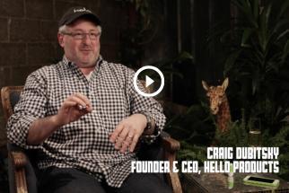 Creativity 50 Craig Dubitsky, Founder, Hello
