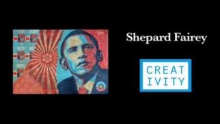Creativity Shepard Fairey Interview