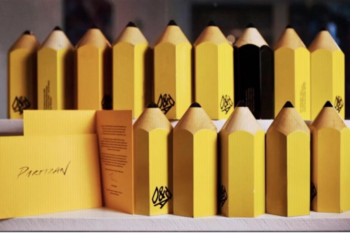 D&AD Pencils Heist