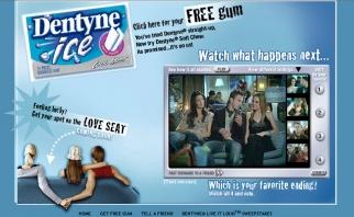Dentyne Ice Watch What Happens Next