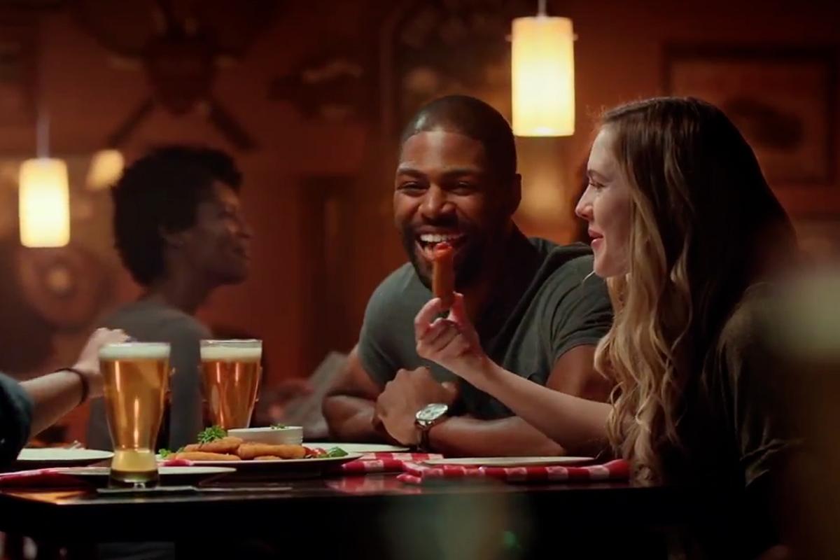 ESPN Jeremy, the Restaurant Commercial Actor