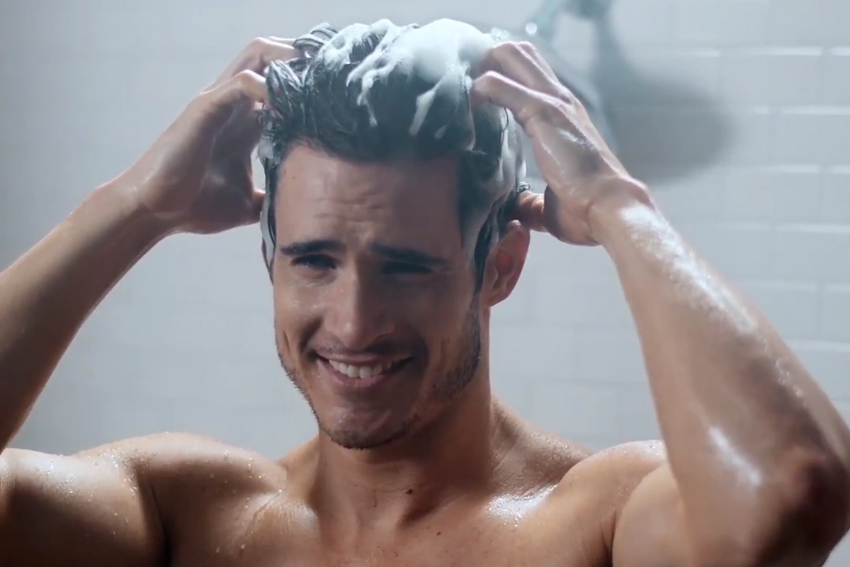 ESPN Trevor, the Shampoo Commercial Actor