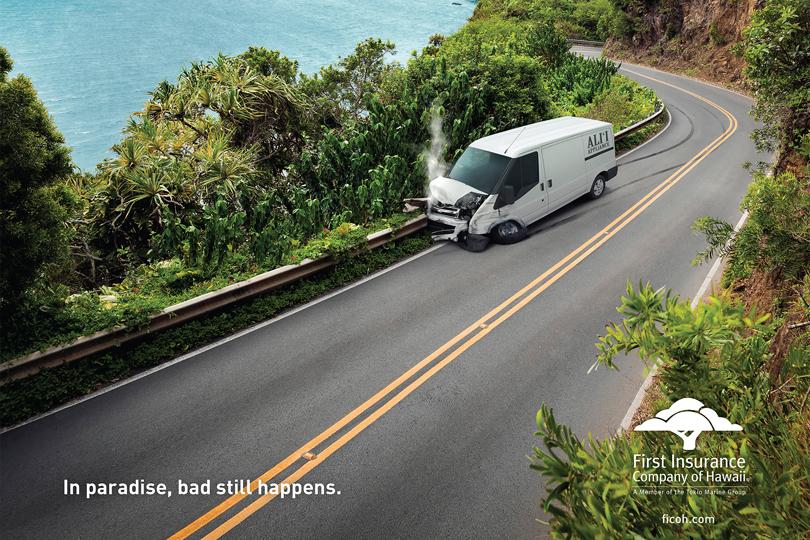 First Insurance Company of Hawaii Van