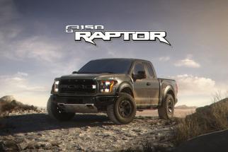 Ford Motor Company Ford F-150 Raptor