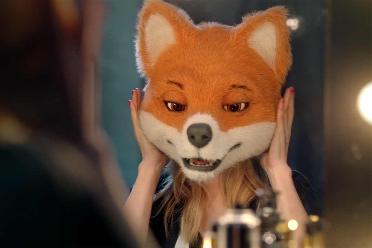 Foxy Bingo & Casino Make Up Room