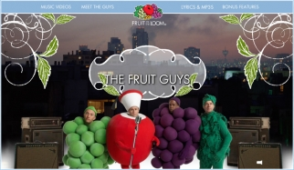 Fruit of the Loom Fruit Guy Fans