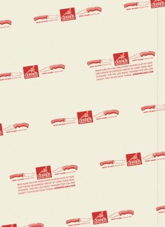 Gerber Meat Stickers