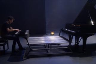 Gillette Son Lux and Gillette Razors Piano Performance