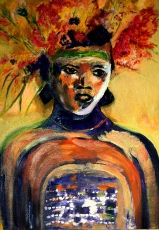 Global IWD Arts Initiative 100 Women, 100 Artworks - Regard de l'Ame