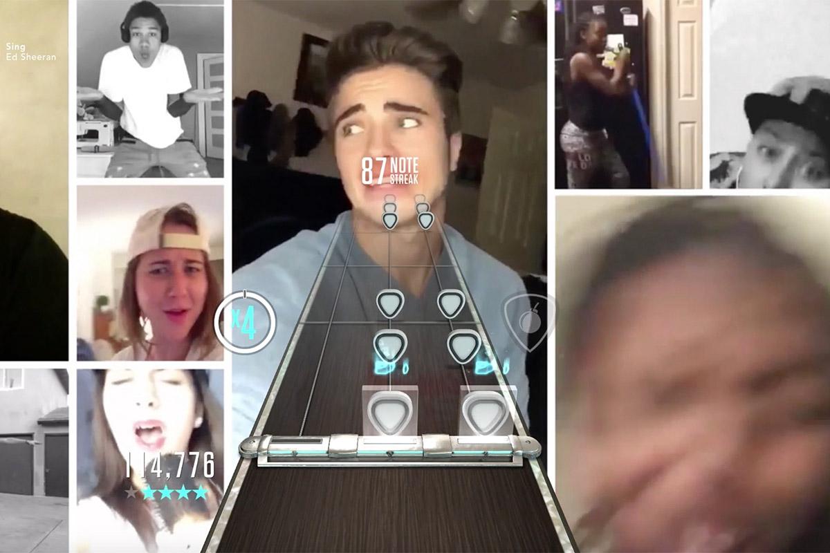 Guitar Hero Sing (final video)