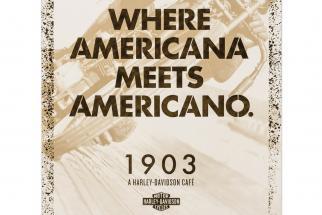Harley Davidson 1903: A Harley-Davidson Cafe
