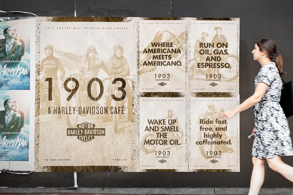 Harley-Davidson Harley-Davidson 1903 Cafe