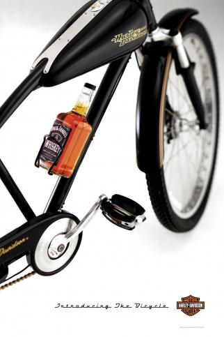 Harley Davidson Bikes and Booze