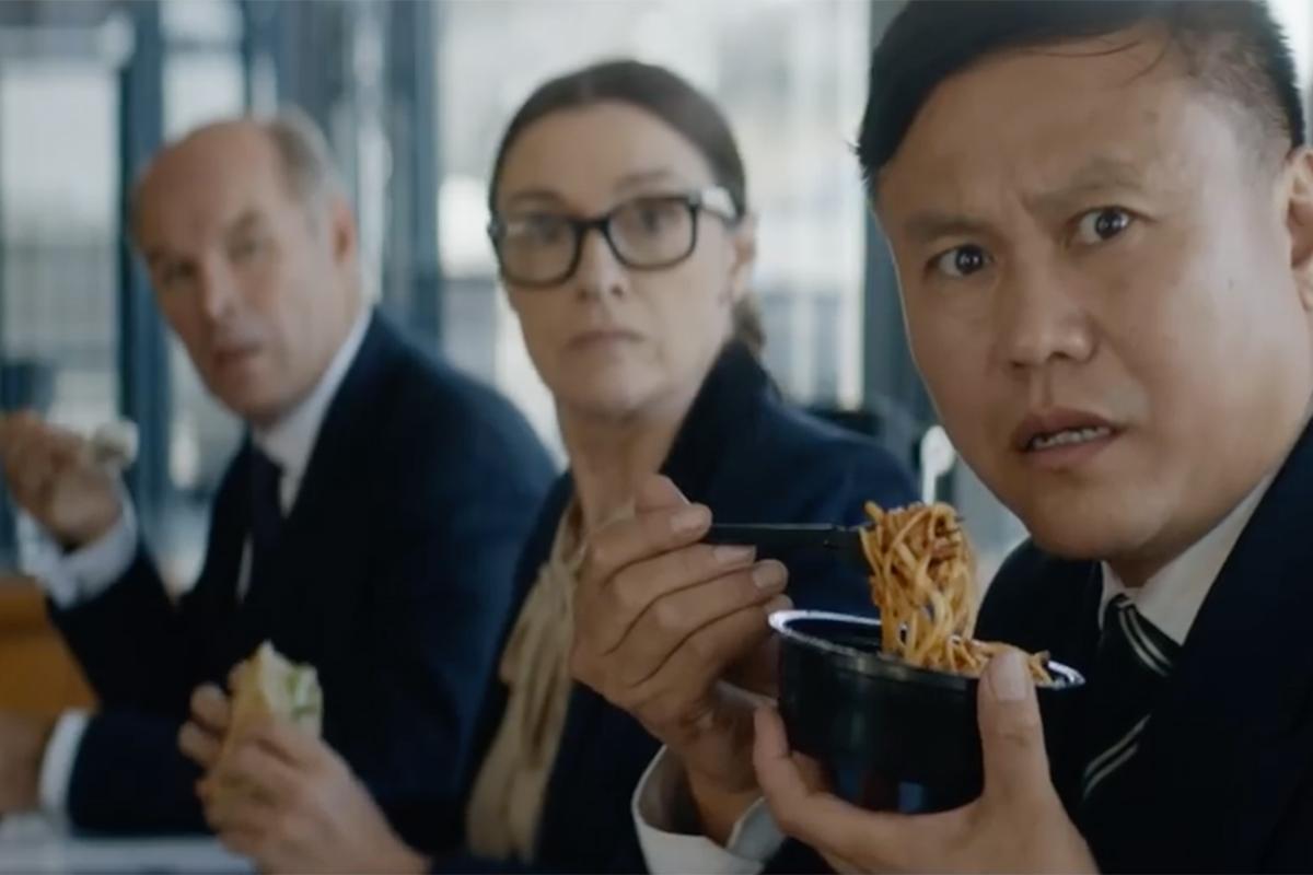 Beer in a business meeting? Heineken's 0.0 ads show it's now OK