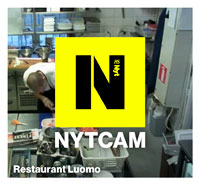 Helsingin Sanomat Restaurant Luomo