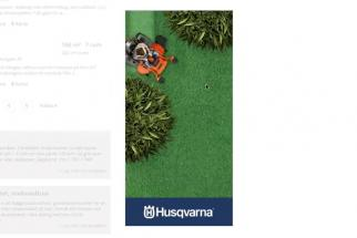 Husqvarna Make Every Turn Count