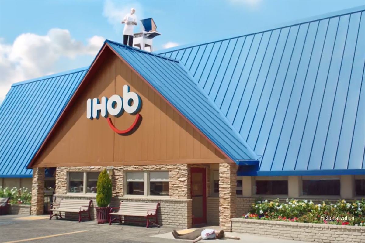 IHOP Burgers, burgers, burgers