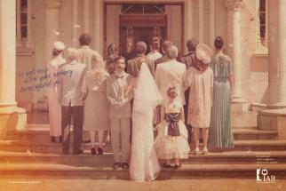 Instituto Alzheimer Brasil Wedding day