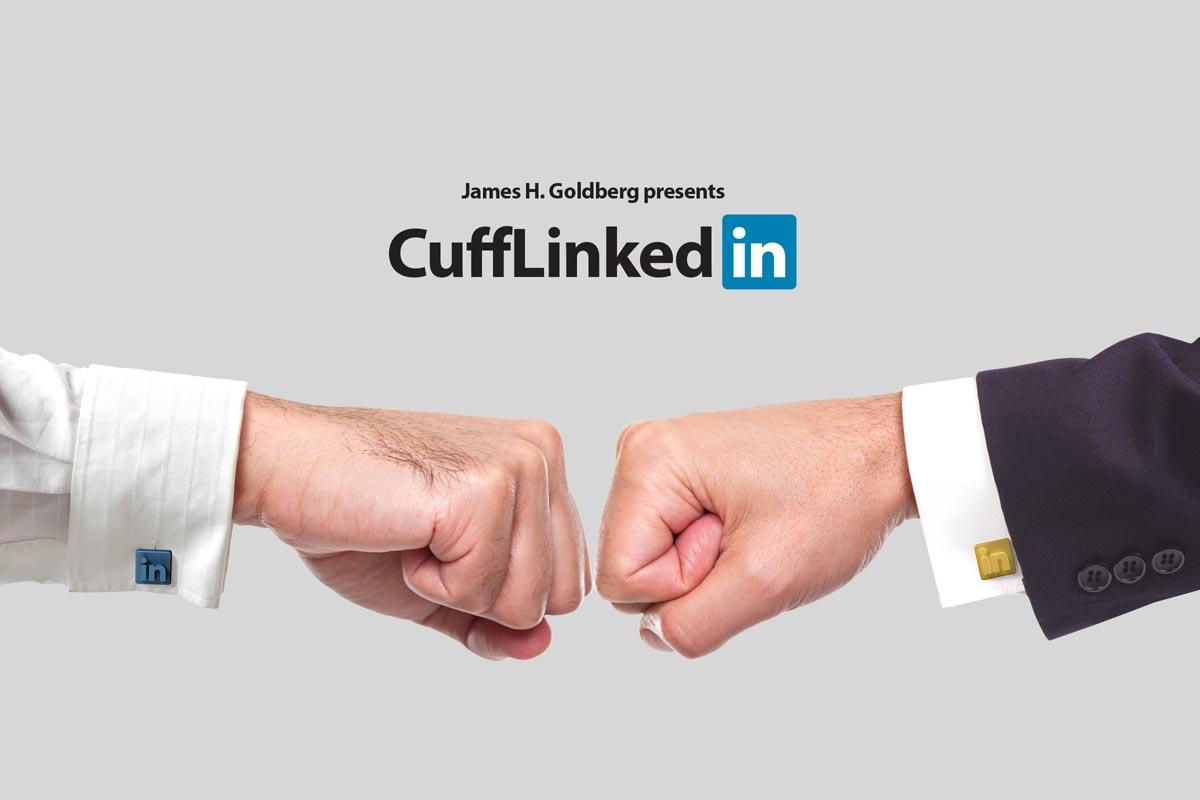 James H. Goldberg CuffLinkedin