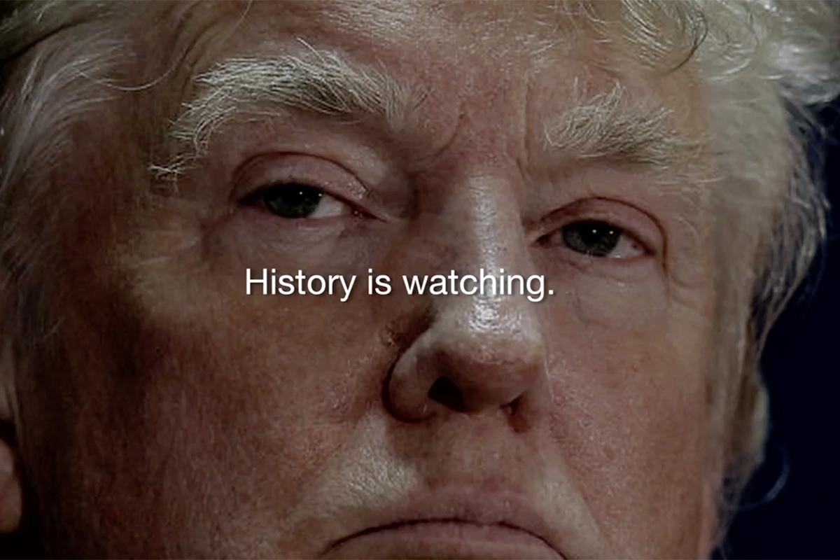 Jeff Goodby/Rich Silverstein Trump: Accomplishments