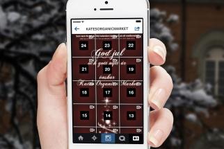 Kate's Organic Market Kate's Advent Calendar