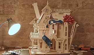 Kiehl's Doll House