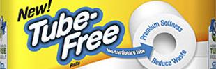 Kimberly Clark Tube-Free Toilet Paper
