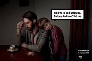 Deutsche Kinderkrebsstiftung I'd Love to Quit