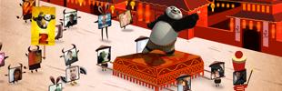 Kung Fu Panda Facebook Parade