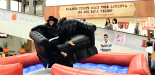Lar Center Mechanical Sofa