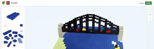 Lego Build With Chrome - Sydney Harbour Bridge