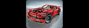 Lego Technic Extreme Machine Challenge