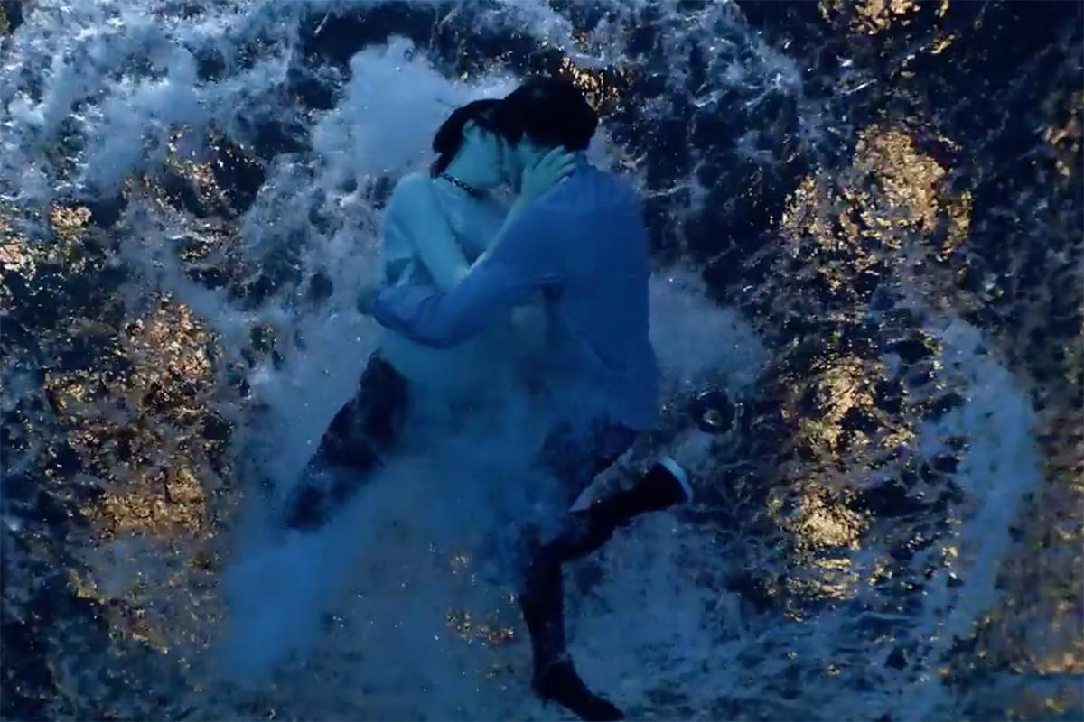 Levi's Sea of Blue
