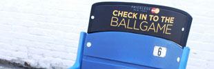 MasterCard Check In to the Ballgame