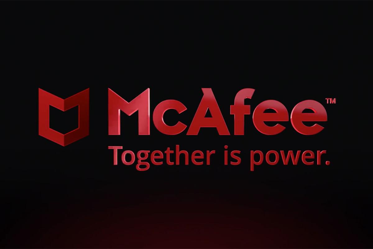 McAfee Rebranding 2017