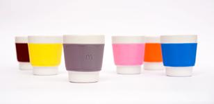 McDonald's/Patrick Norguet Tasse