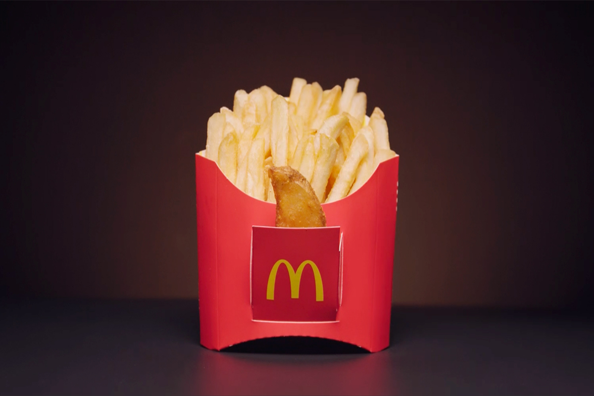 Napapitas Fry Day Packaging